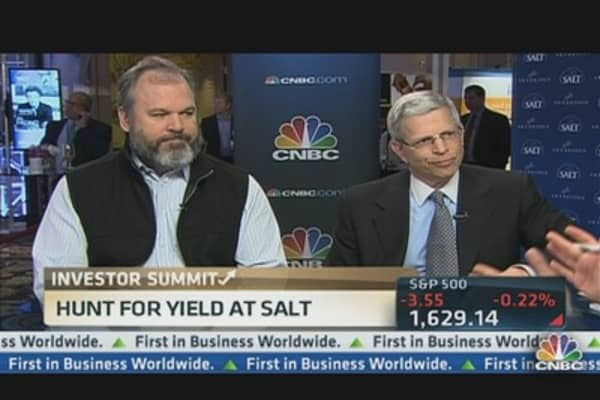 On the Hunt For Yield at SALT