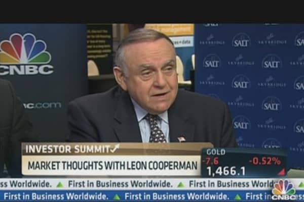 What Stocks Leon Cooperman Just Bought