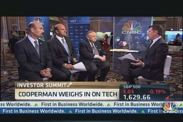 Why I'm Buying Facebook Stock: Cooperman