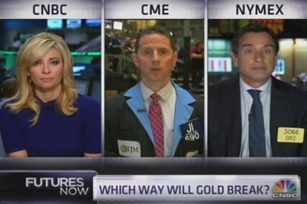 Gold's Going to $1,100: Pro