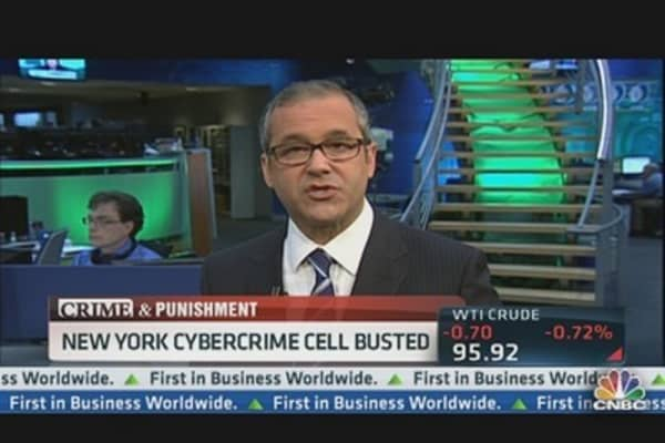 New York Cyber Crime Cell Busted