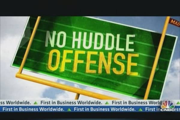 No Huddle Offense: The Rise of Groupon & Yelp