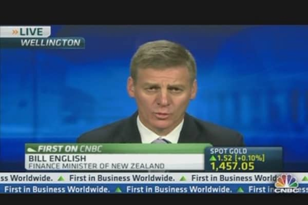 NZ's Finance Minister On Divestment Plans
