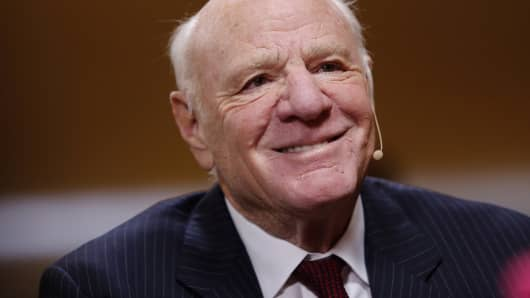 Barry Diller, chairman of IAC/InterActiveCorp.