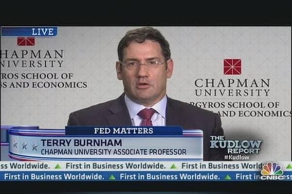 Kudlow: Give Bernanke Some Credit