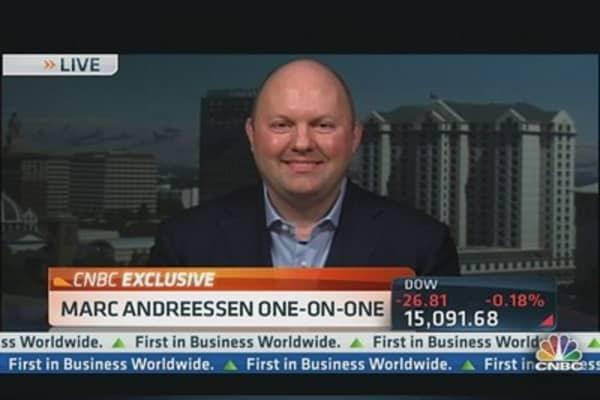 Marc Andreessen: Next Big Tech IPO