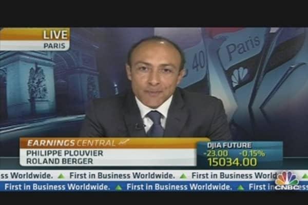 EADS Reports 56 Percent Jump in Q1 Profits