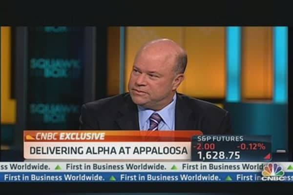 Tepper Makes 'Overwhelming' Case For Markets