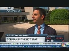 Morgan Stanley CEO in the Hot Seat