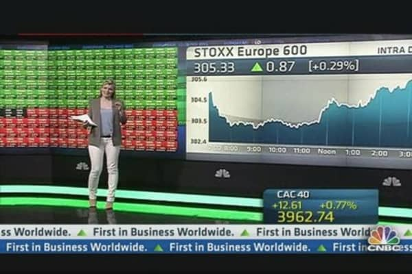 European Markets Close Higher