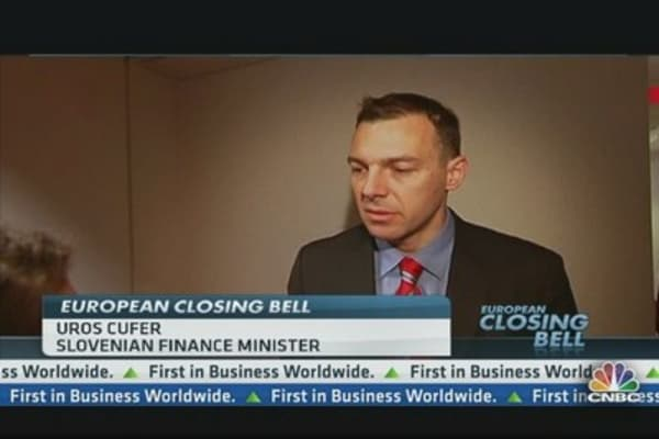 Slovenian Fin Min: Bank Restructuring to Begin in June