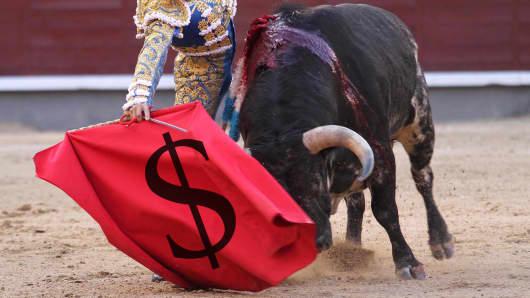 markets bull
