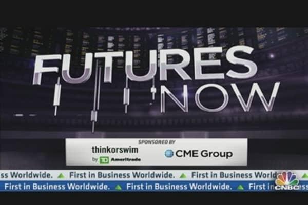 Futures Now: Has Gold Bubble Burst?
