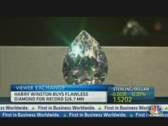 Largest Ever Diamond to Be Sold at Auction