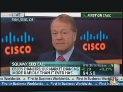 Cisco CEO on Q3 Earnings Beat