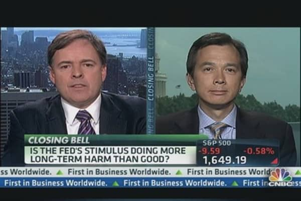 Fed's Stimulus: More Harmful Than Helpful?