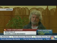 Beppe Grillo: Our Economy Is Run by Outsiders