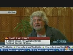 Beppe Grillo: We Want Honesty to Come Back into Fashion