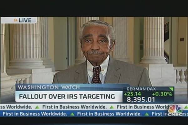 Fallout Over IRS Targeting