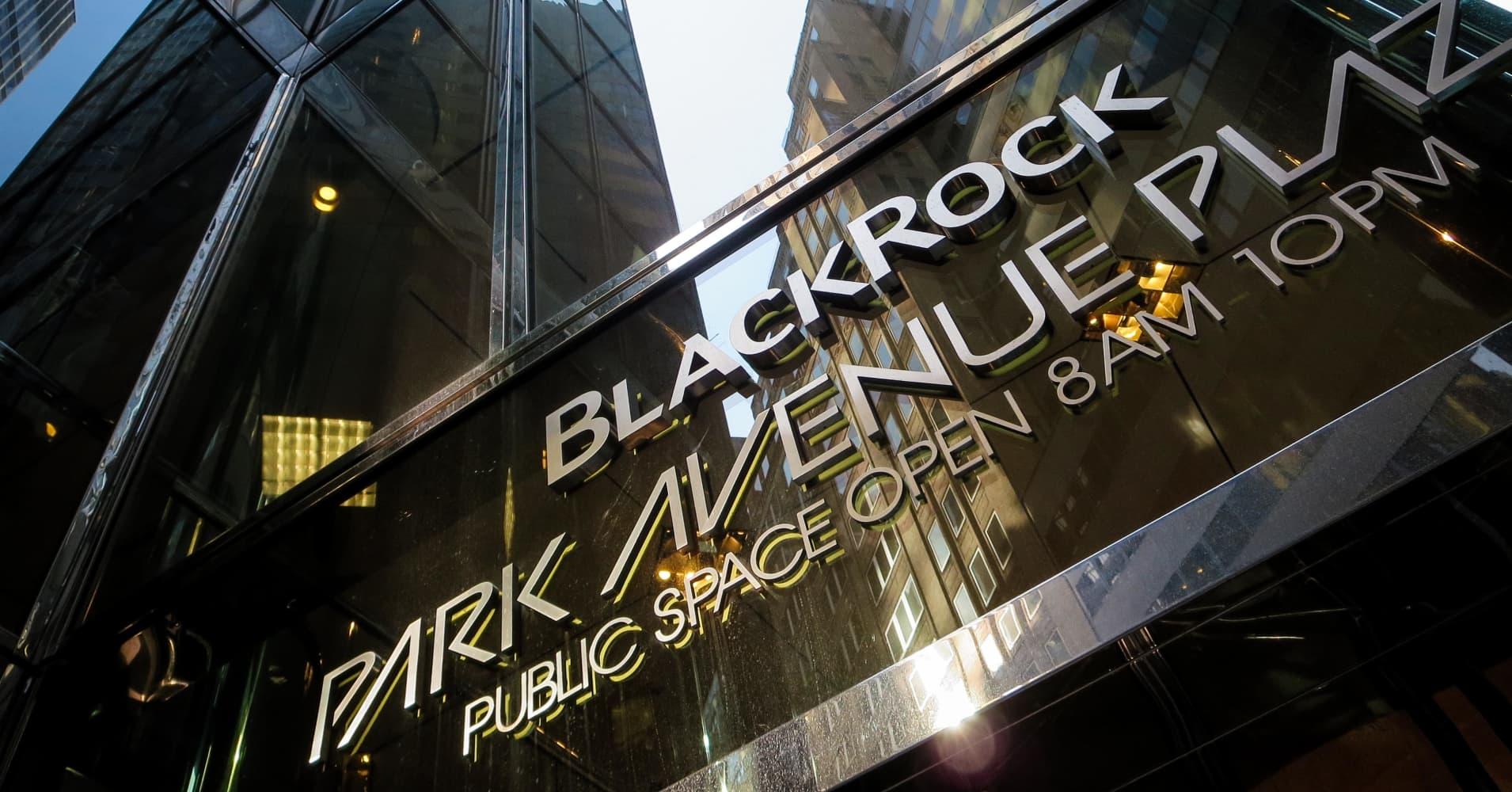 BlackRock plans major changes to its active stockpicking business