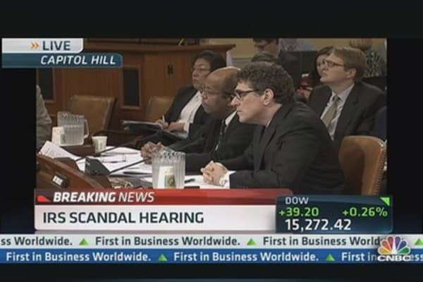House Grilling on IRS Hearing Continues - Part 2