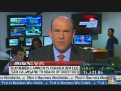 Bloomberg Hires Sam Palmisano to Review Policies