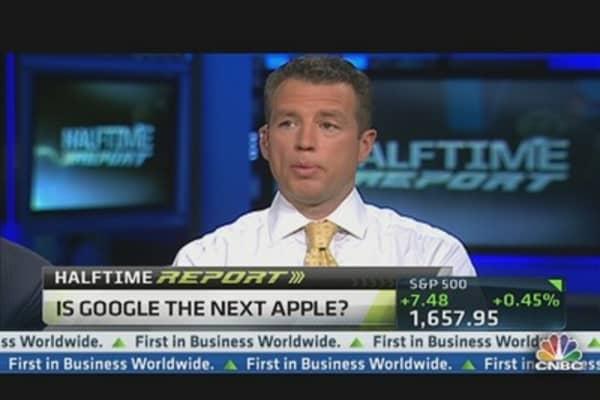 Is Google the Next Apple? Pros Debate