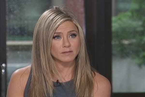 Jennifer Aniston Is Living Proof