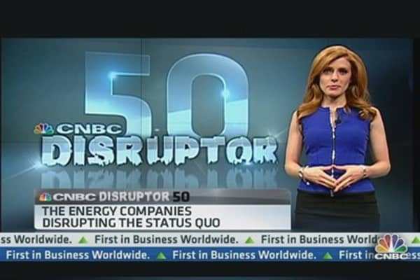Disruptors Shaking Up the Energy Industry