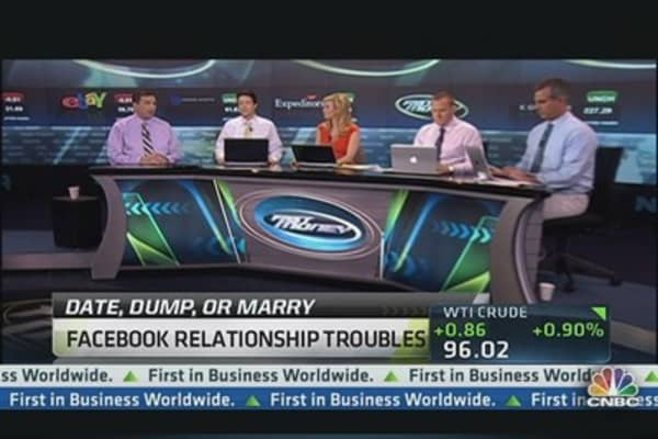 Date, Dump or Marry Facebook