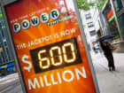 The highest Powerball Lottery&#039;s jackpot reaches $600 million.
