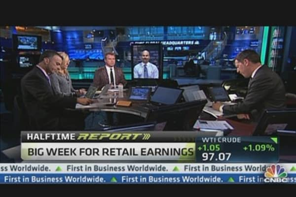 Retail Earnings to Watch This Week: Pros