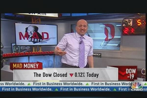 Cramer Helps You Keep up With Market