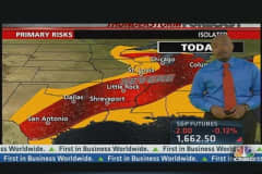 Tornado Threat Continues Today