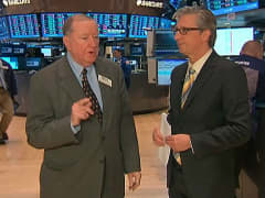 Art Cashin: Why Market is 'Confused'