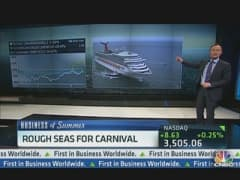 Rough Seas For Carnival