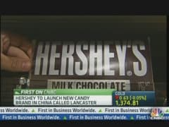 Hershey Bets on China's Sweet Tooth