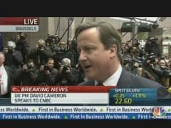 International Cooperation Needed on Tax: David Cameron