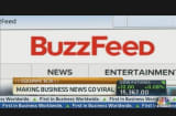 BuzzFeed: Making Business News Go Viral
