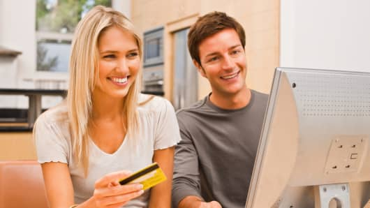 personal finance online retail