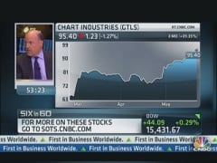 Cramer's Six in 60: SodaStream