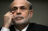 Federal Reserve Board Chairman Ben Bernanke testifies during a hearing before the Joint Economic Committee May 22, 2013 on Capitol Hill in Washington, DC.