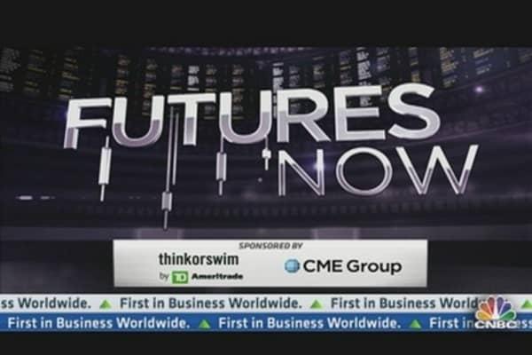 Futures Now: Bond Yields Soar on Bernanke
