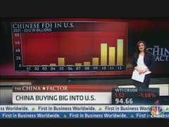 China Buying Big Into US