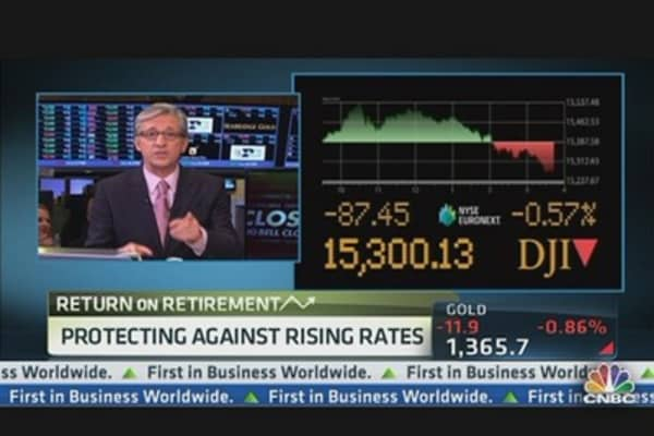 Protecting Against Rising Rates