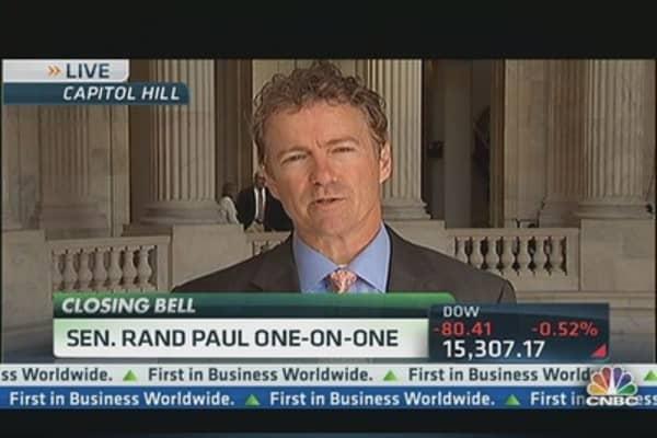 Sen. Rand Paul: 'Audit the Fed'