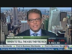 When to Tell the Kids They're Rich
