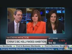 China's Big Hollywood Ambition