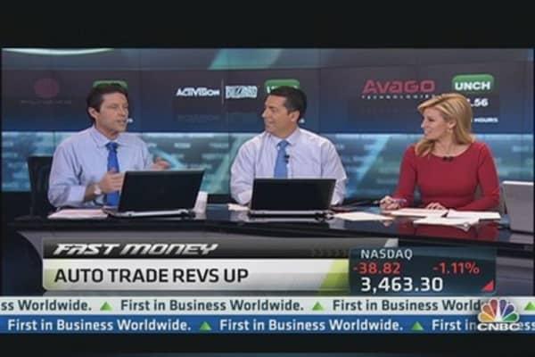 Auto Trade Revving Up