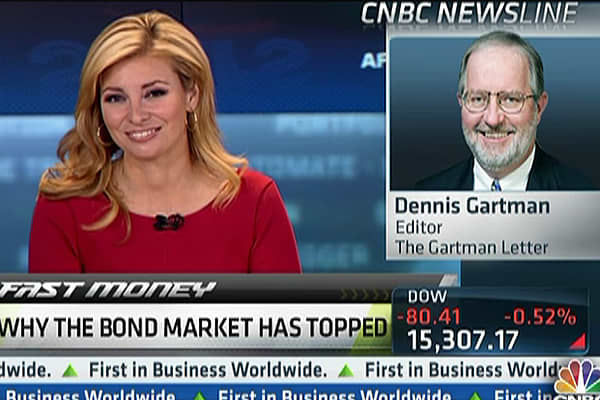 Gartman Gets 'Aggressively Bearish' on Bonds